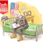 Send a Free Card to a Military Hero with Card Gnome