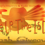 Gobble Up Time is Done Flash Giveaway