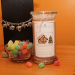 Free Blogger Opp-Gingerbread House Jewelry Candle