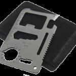 FREE 11-in-1 Stainless Steel Pocket Survival Tool