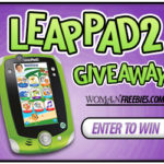 Enter to Win a LeapPad 2 Explorer Tablet