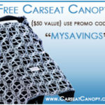 Free Carseat Canopy-Just Pay Shipping