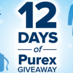 12 Days of Purex Giveaway Sweepstakes