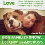 Purina Dog Chow Brand Dog Food Sweepstakes