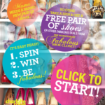 Charlotte Russe Instant Win Game