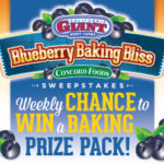 Blueberry Baking Bliss Sweepstakes