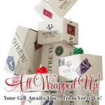 Votre Vu All Wrapped up Sweepstakes