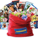 Blockbuster Holiday Movie Sweepstakes