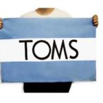 Free TOMS Flag