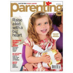 Free 2 Year Subscription to Parenting Magazine