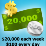 H&R Block At Home's Dreamfund Instant Win Game & Sweepstakes