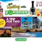 Yonanas Giveaway