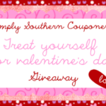 Treat Yourself For Valentine's Day Giveaway