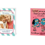 Create & Order a Free Treat Valentine's Day Greeting Card