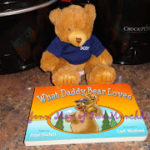 What Daddy Bear Loves Book and Daddy Bear Giveaway