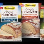 Free Fleischmanns Simply Homemade Bread