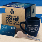 Maxwell House Perk Up Game