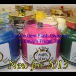 Candle Gem Giveaway