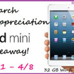 Free Blogger Opp With Announcement Post-iPad Mini