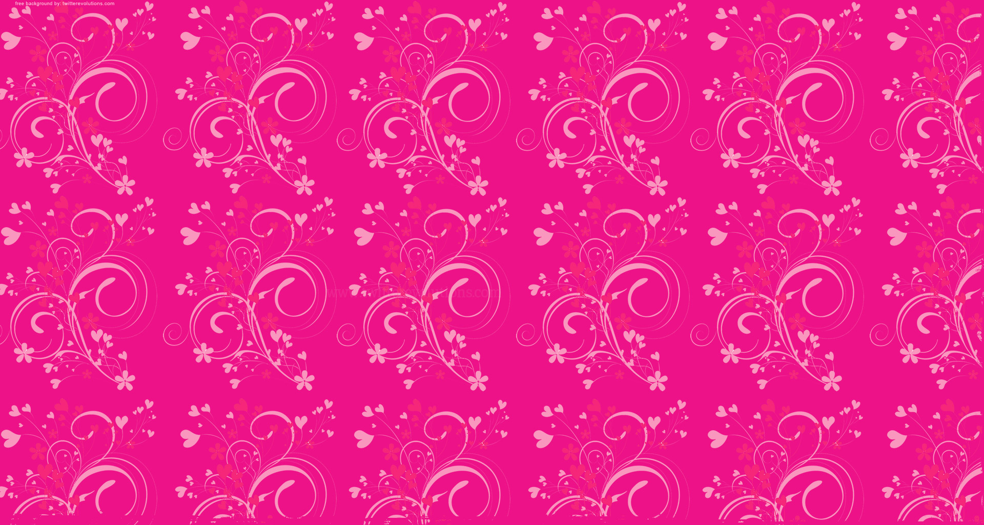 Pictures Of Pink Floral Background For Twitter