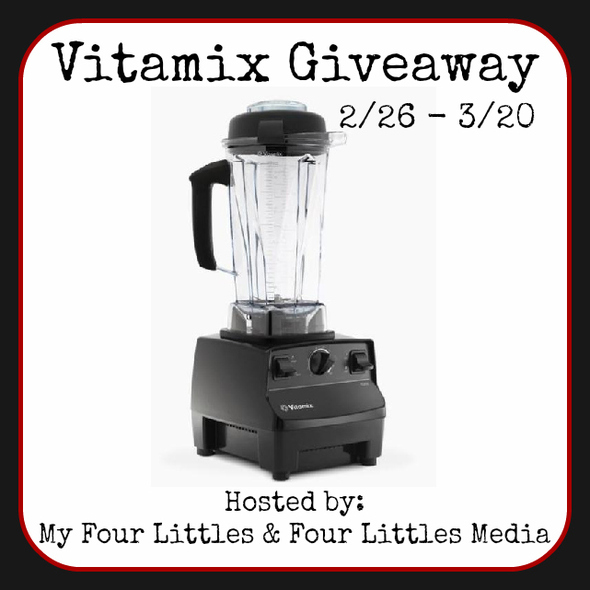 Vitamix giveaway 2019