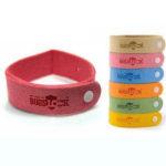 Free Bugslock Mosquito Repellent Bracelet