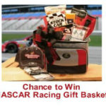 Win a NASCAR Racing Gift Basket