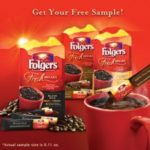 Free Sample of Folgers Fresh Breaks Roasted Concentrated Coffee