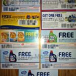 $50 Worth of FREE Product Coupons Giveaway