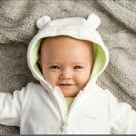 Free Organic Cotton Newborn Onesie
