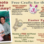 Free Photo With the Easter Bunny