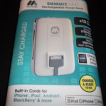 MyCharge Summit3000 Power Bank Giveaway