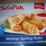 SeaPak Shrimp Spring Roll Giveaway