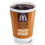 Free Small Coffee at McDonalds