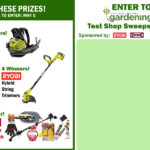 National Home Gardening Club Sweepstakes