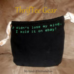 THRIFTEE GEAR GIVEAWAY