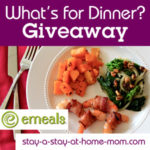 What's For Dinner Giveaway‏