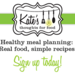 Kate's Food For Thoughts Giveaway