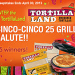 TortillaLand Giveaway