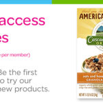 Free Cascadian Farms Granola Cereal
