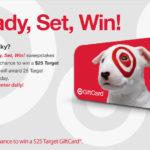 Target Ready, Set, Win!
