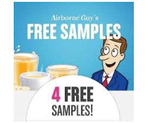 Free Airborne Samples Life With Kathy