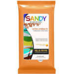 Free Pack of Sandy Extra Strength Multi-Purpose Wipes