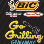 BIC Go Grilling Giveaway/Instant Win