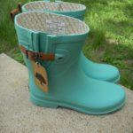 Rain Boots Giveaway