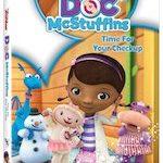Doc Mc Stuffins DVD Giveaway