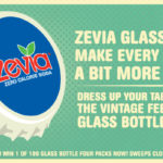 Zevia Bottle Launch Sweepstakes