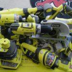 Ryobi Power Tool Set Giveaway