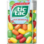 Tic Tac Sweepstakes/Instant Win