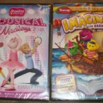 Angelina Ballerina & Barney Movies Review